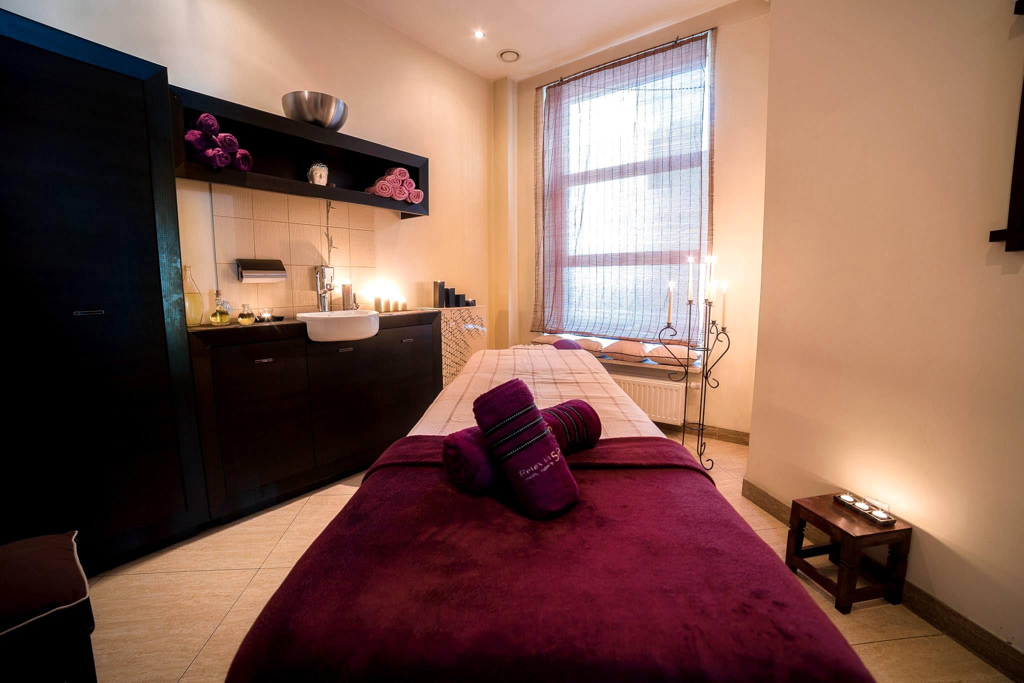 Relax in Spa gabinet masażu